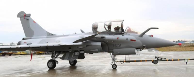 Катар намерен закупить еще 12 истребителей Rafale