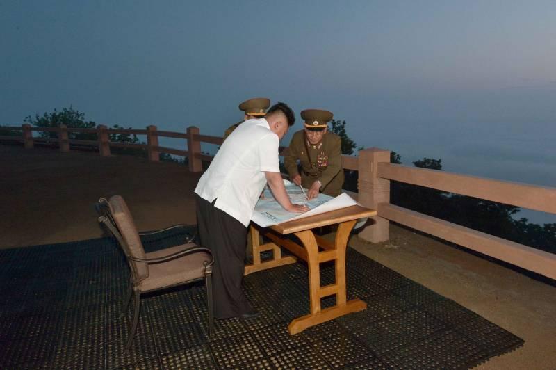 На территории КНДР зафиксирована повышенная активность радиосигналов