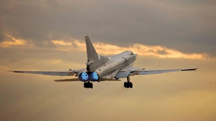 VKS RF, Kazan'daki kontrol ve restorasyon çalışmalarından sonra bir Tu-22М3 aldı