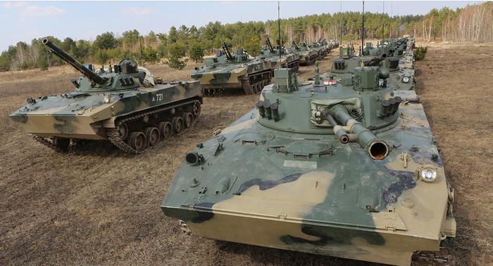 在2018中,超过20的主要军事演习将在伏尔加地区进行。