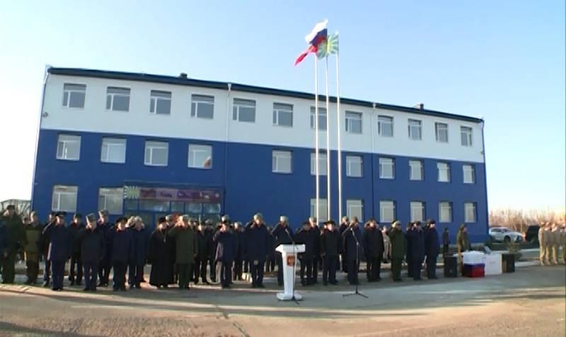 18 वें सैन्य परिवहन विमानन प्रभाग को वीकेएस में फिर से स्थापित किया गया था