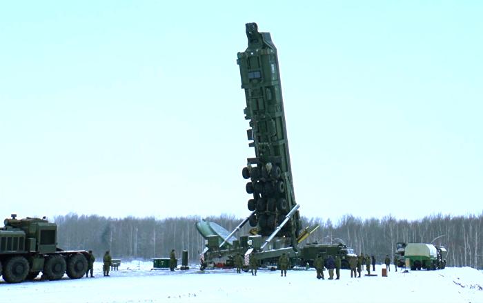 コゼルスキーミサイル部門はXNUMX月に新しいYarsを受け取る