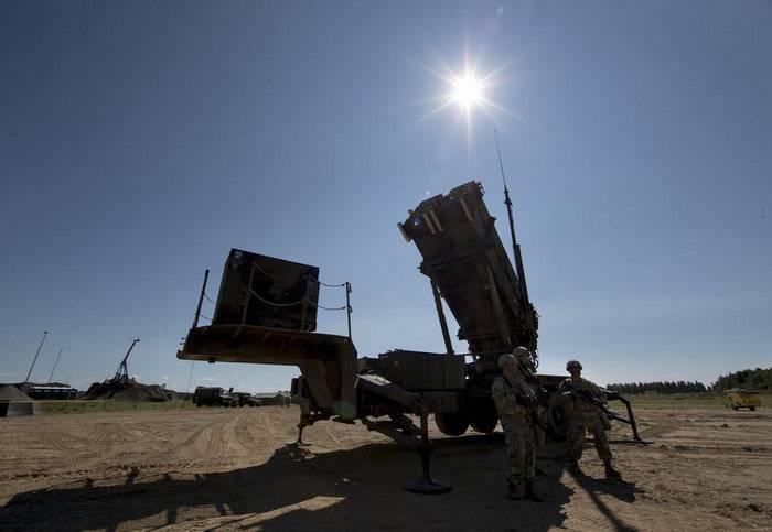 Romanya yedi Patriot füze savunma sistemi alacak