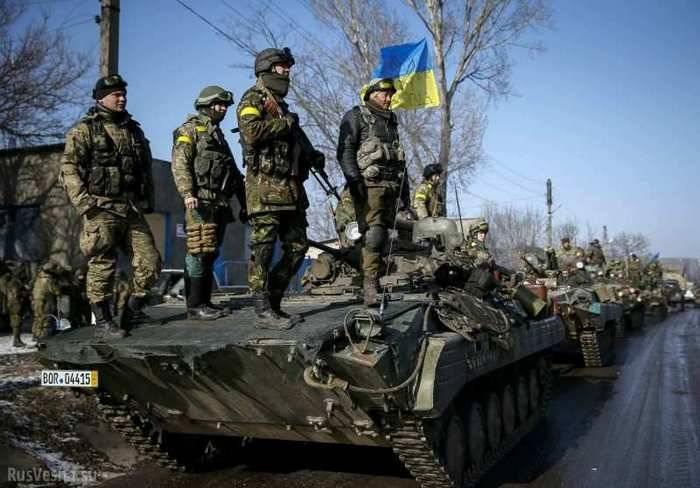 """Ukrayna, Donbass'ta """"taktik durumun iyileştirilmesi"""" açıklandı"""
