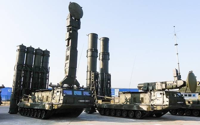The air defense forces in the North Caucasus reinforced with Buk-M3 and C-300B4 complexes