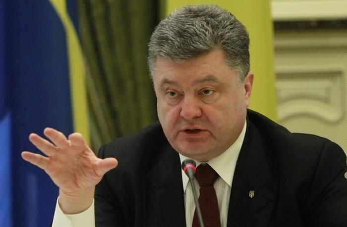 Poroshenko: o Código de leis de Kievan Rus não tem relação com a Rússia