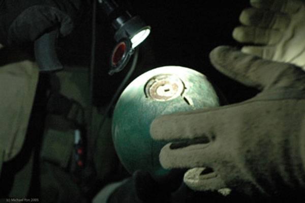 Авиационная бомба Mk 2 Alpha (Родезия)