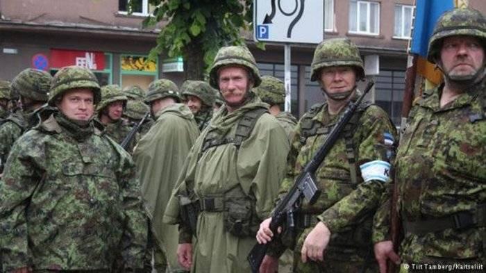 """Letônia e Estônia iniciam exercícios militares """"Furacão"""""""