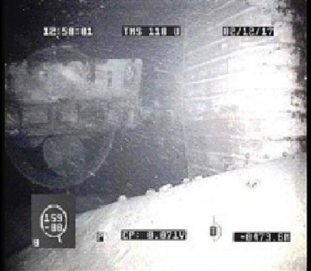 रूसी स्नानागार ने सैन जुआन पनडुब्बी के समान एक वस्तु की जांच की