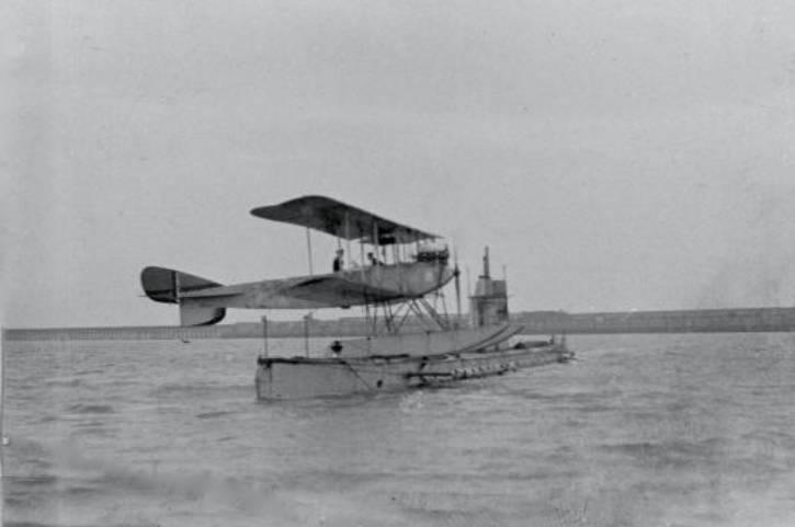 Hydroaviation der japanischen U-Boot-Flotte im Zweiten Weltkrieg. Teil I