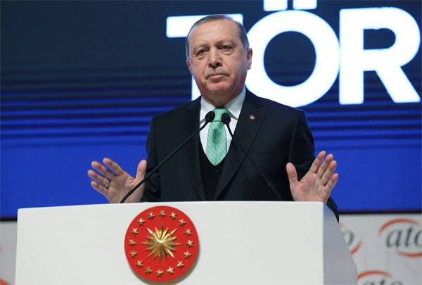 Erdogan: US wants to bring Turkey to its knees