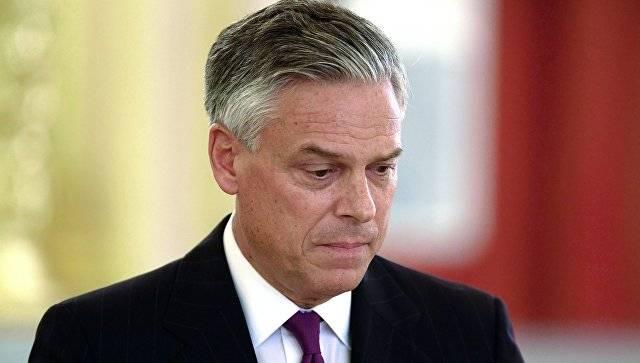 """""""Todo por culpa de Moscú"""": embajador de Estados Unidos sobre la razón principal del deterioro de las relaciones con Rusia"""