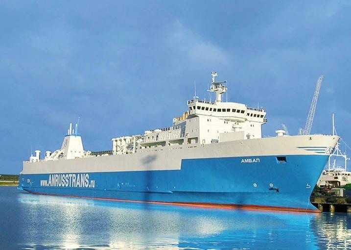 Baltflot en son mühendislik teknolojisini aldı