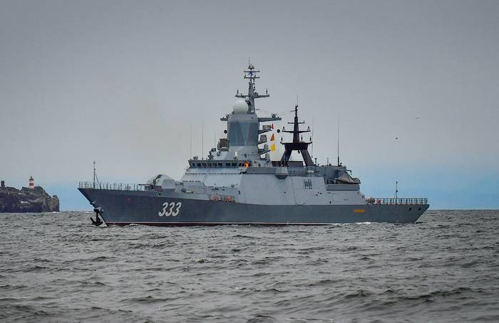 Kamchatka will receive the latest rocket corvettes