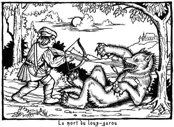 Cangrejo Ermitaño, Misántropo, Hombre Lobo