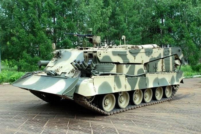 Die Gasturbine BREM-80U wird ein zuverlässiger Assistent der T-80BVM-Tanks