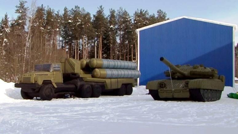 """Silahları şişirmek için Rus geleneği """"hayat ve iyi"""""""