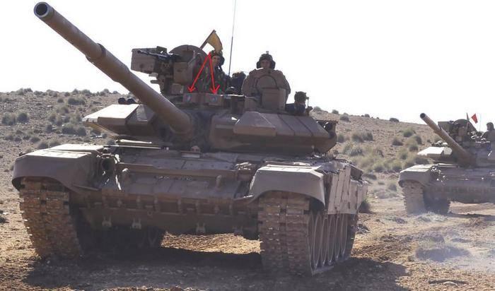"""Il complesso """"Shtora"""" ha aumentato la capacità di sopravvivenza del T-90SA algerino"""