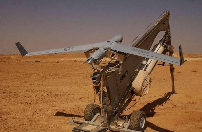 捷克国防部打算购买美国ScanEagle无人机