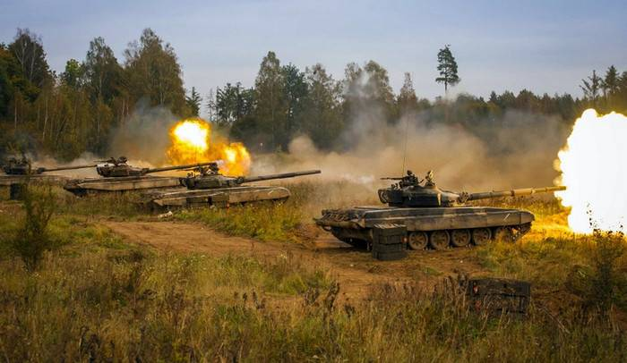 Poland is not ready to part with the T-72