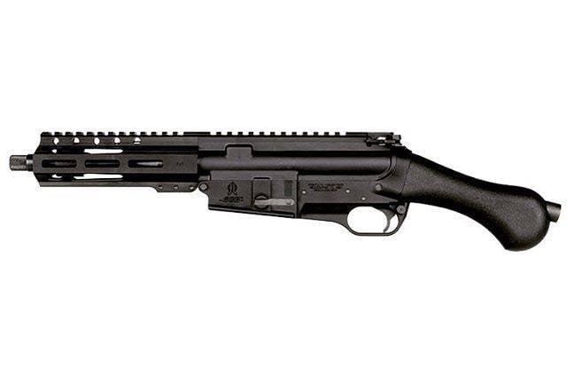 """""""Filo"""" de un rifle en lugar de un arma - Fightlite Raider"""