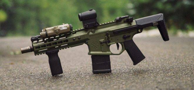 New compact machine from the company Noveske