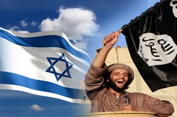 ISIS와 이스라엘 - 파트너 및 형제?