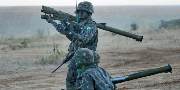 Russia and Brazil are discussing the delivery of an additional batch of Igla-S MANPADS