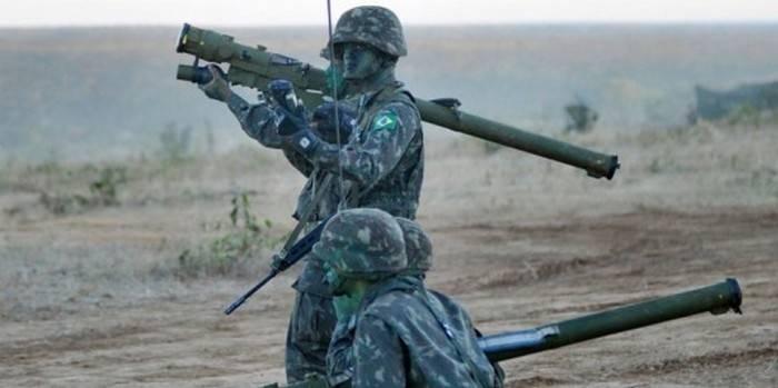 러시아와 브라질은 Igla-S MANPADS의 추가 배치 납품에 대해 논의하고있다.