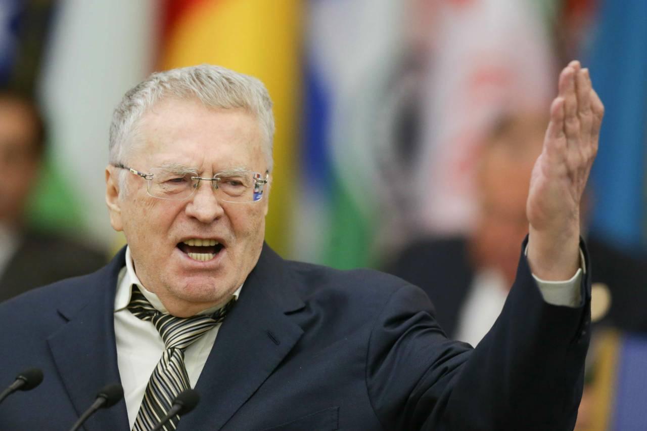 Жириновский объявил, что вслучае войны Прибалтика будет уничтожена