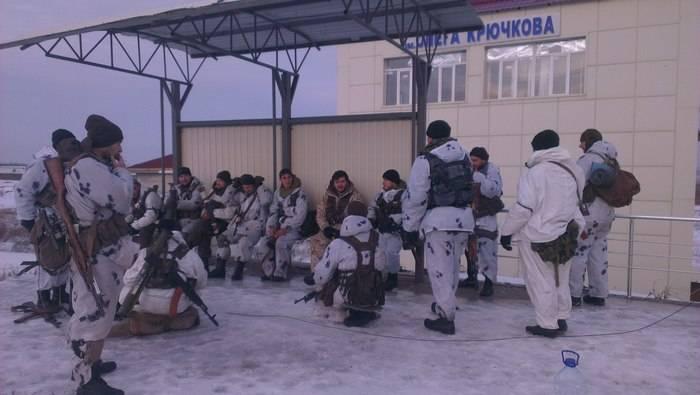 十一月25的每周摘要 - 十二月十二月1关于DPR的军事和社会情况以及来自法师军官的LPR