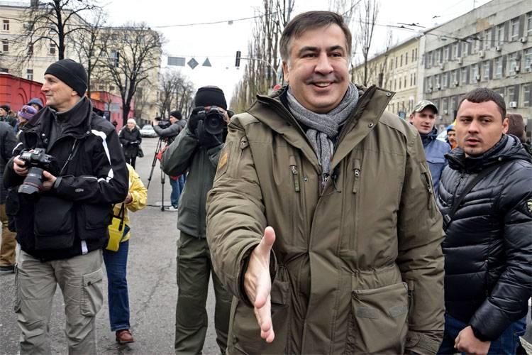 SBU deteve Saakashvili