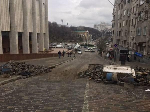 Kiev'in tohumlama merkezinden raporlar