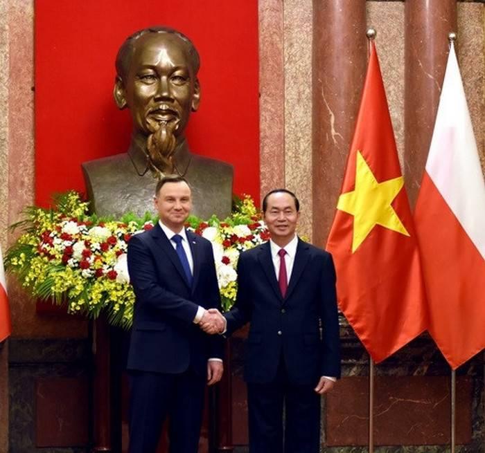 पोलैंड वियतनाम के लिए खोज और बचाव जहाजों का निर्माण करेगा