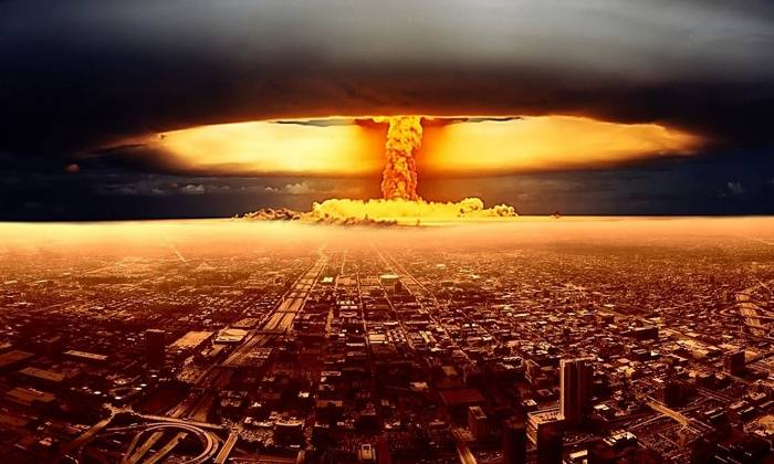 Chinese newspaper presented a guide to surviving a nuclear war