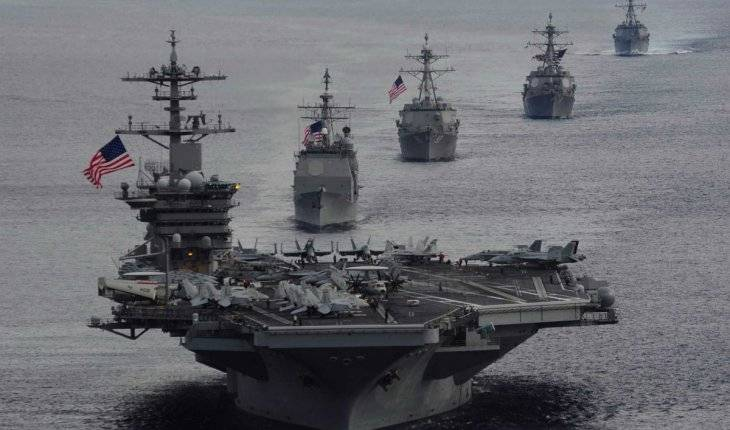 Next Big Future: US Navy and Air Force Overloaded, Russia And China Take It