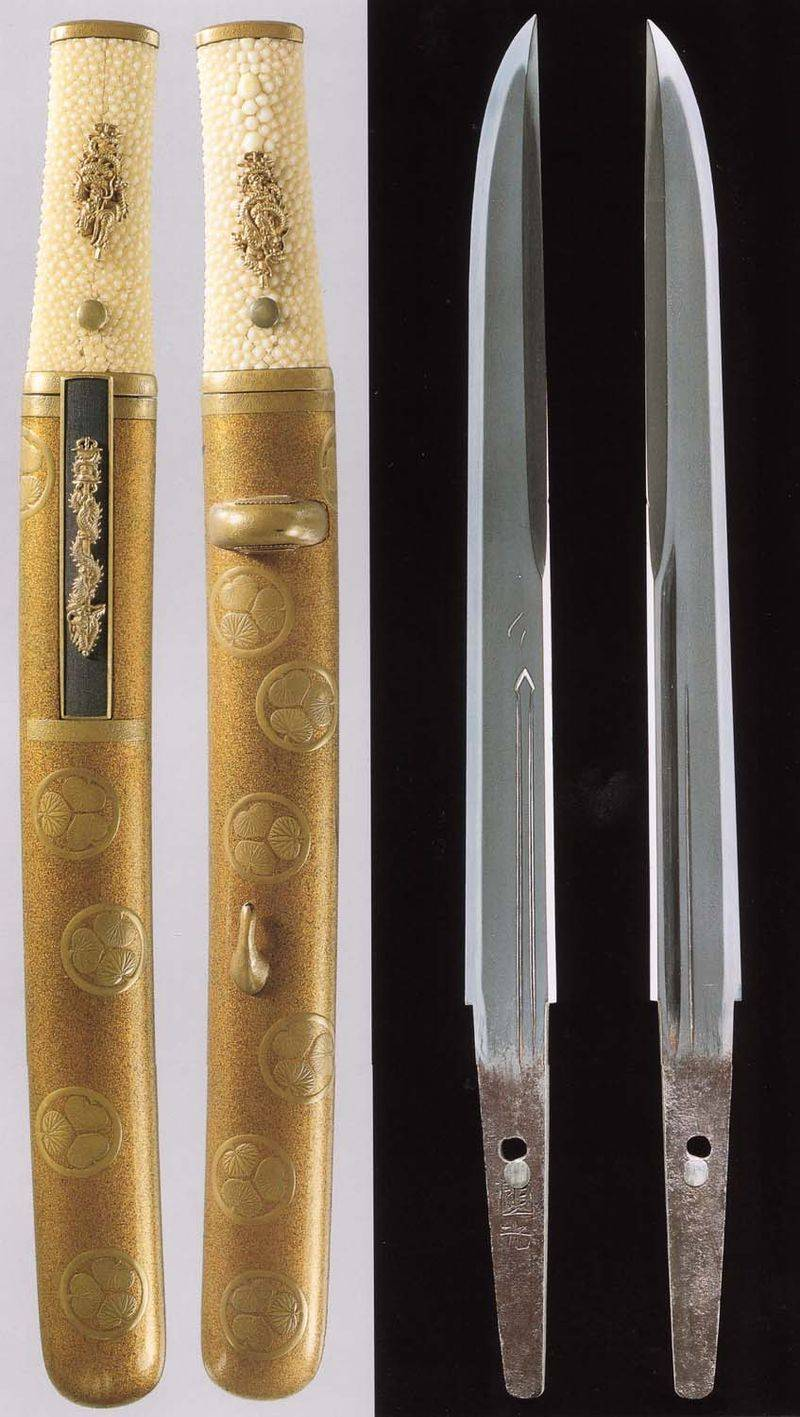 Japanese sword: deeper and deeper ... (part of 4)