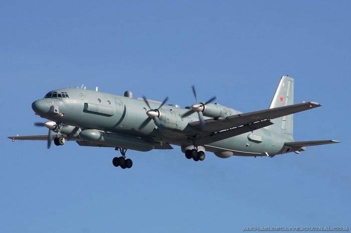 ロシア航空宇宙軍は、2018年初頭に別のIL特殊航空機を受け取ります