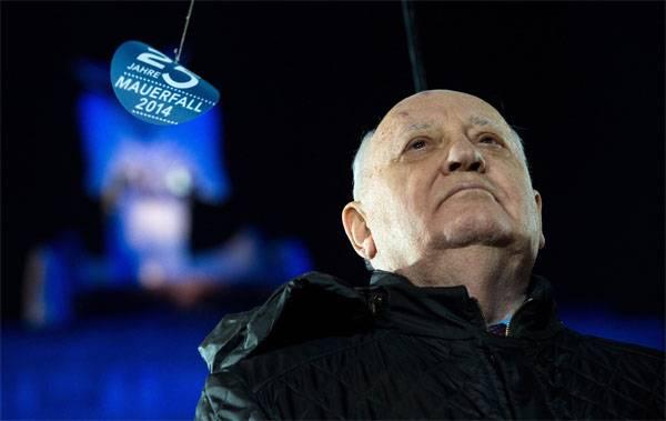 Gorbachev falou sobre a nomeação de Putin para um novo mandato presidencial