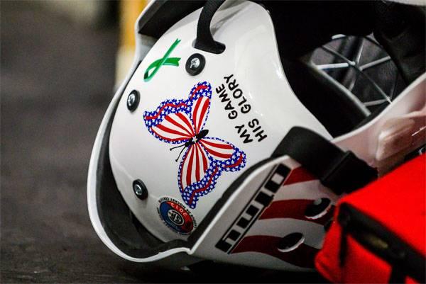 USA: Die Frage der Teilnahme unserer Mannschaft an den Olympischen Spielen-2018 bleibt offen