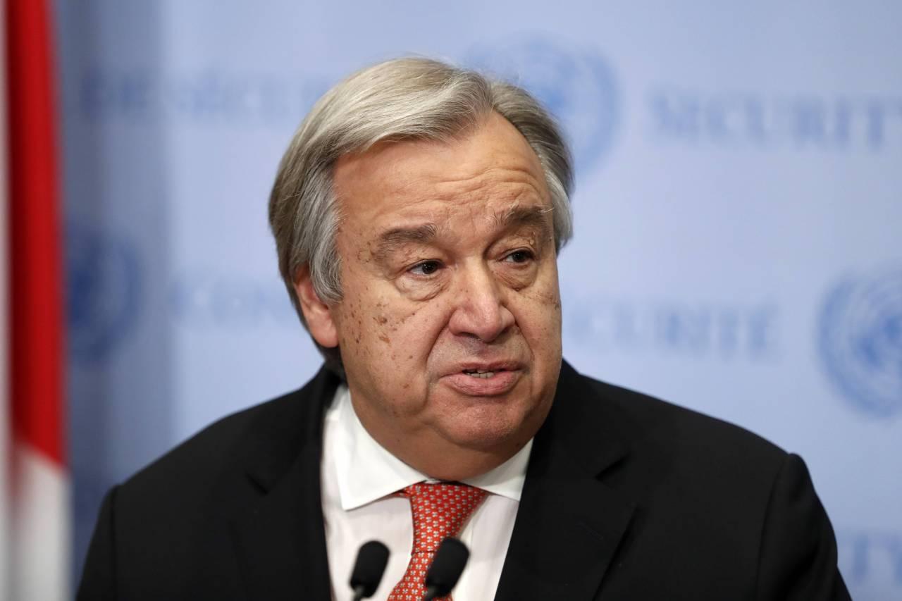 Генеральный секретарь ООН объявил оликвидации комиссии по изучению химатак вСирии