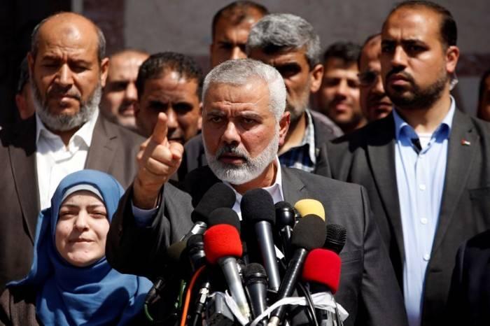 Лидер ХАМАС призвал палестинцев к новому восстанию
