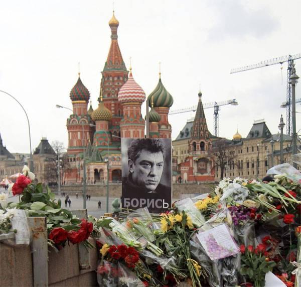 La place Boris Nemtsov apparaîtra devant l'ambassade de Russie à Washington?