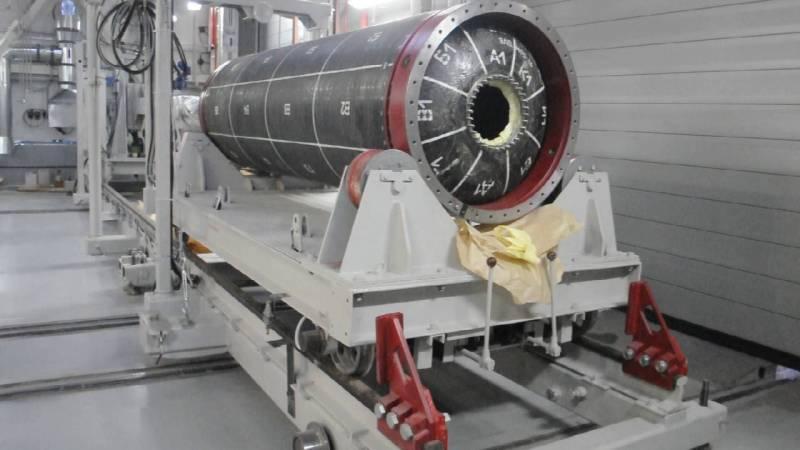 Вгосударстве Украина  создали новые ракетный комплекс «Гром»