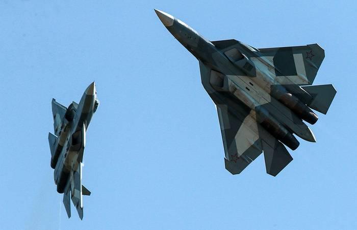 Испытания Су-57 с новым двигателем продлятся несколько лет