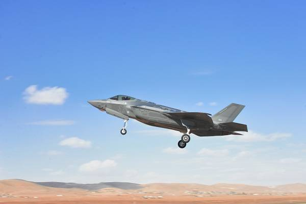 Israeli Air Force announced their F-35I have reached combat readiness