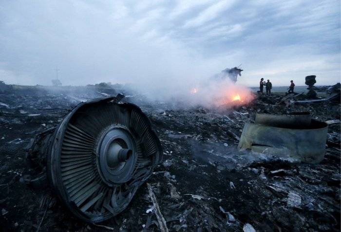 Ex-major of the Armed Forces of Ukraine stated that MH17 was shot down from the territory controlled by Kiev