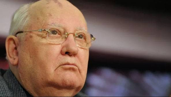 Gorbachev commented on the mutual claims of the United States and Russia regarding the violation of the INF.