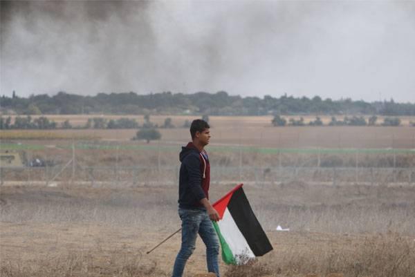 Gaza ha colpito Israele, Israele - a Gaza. Grazie Trump!
