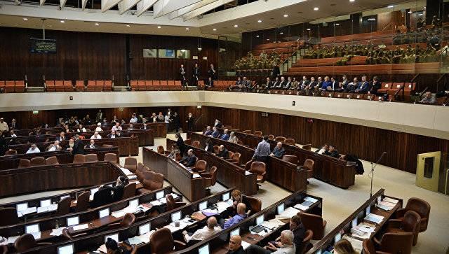 Knesset Arab Bloc anuncia o renascimento da OLP